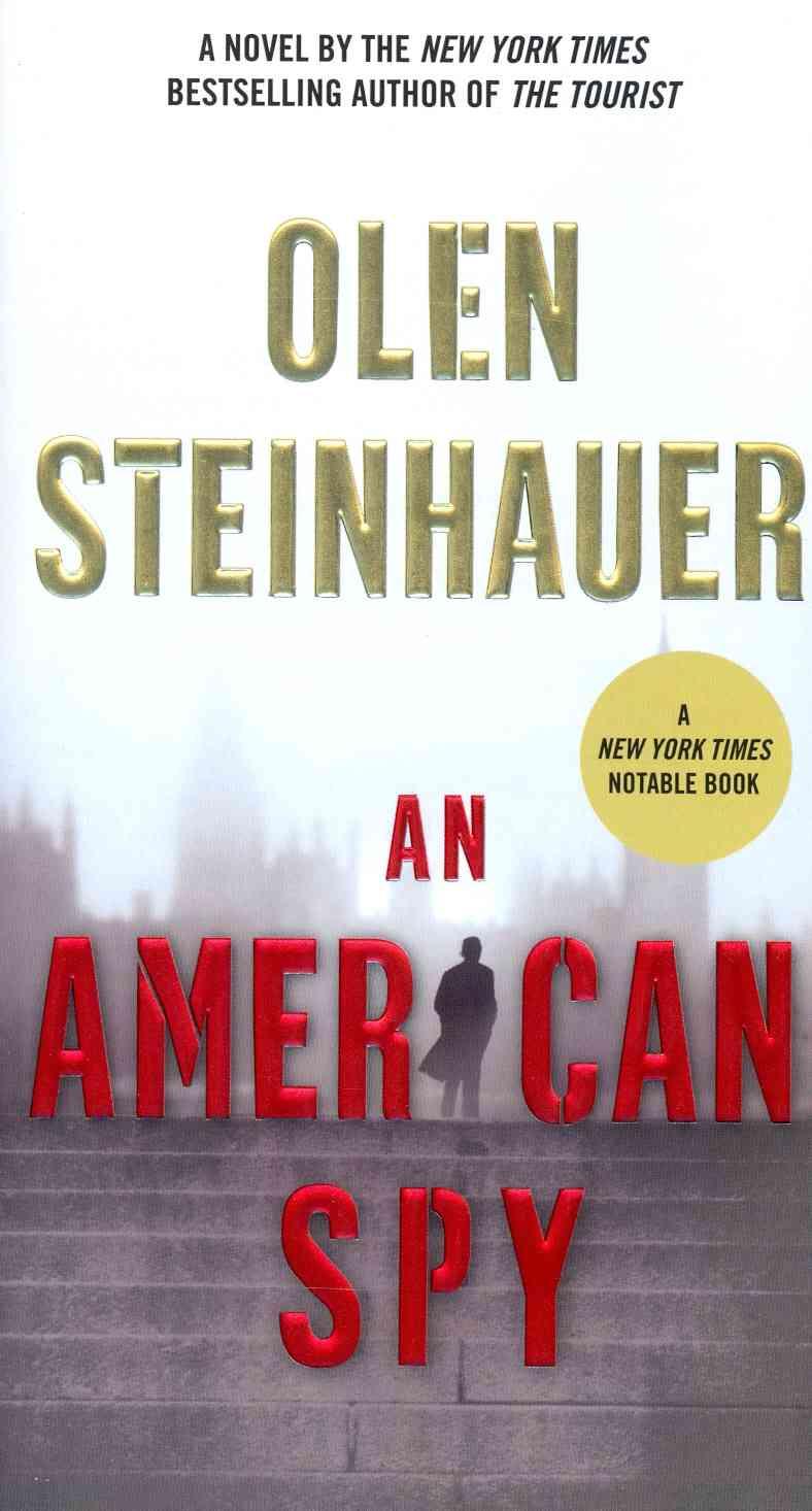 An American Spy By Steinhauer, Olen